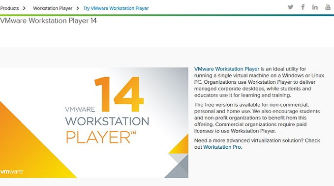 Garageband For Windows VMware Workstation Player 14