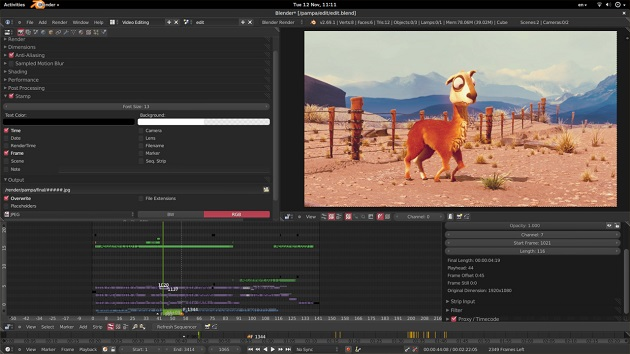 Blender - Top 8 Free Video Editing Software