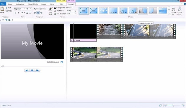 Movie Maker - Top Free Video Editing Software
