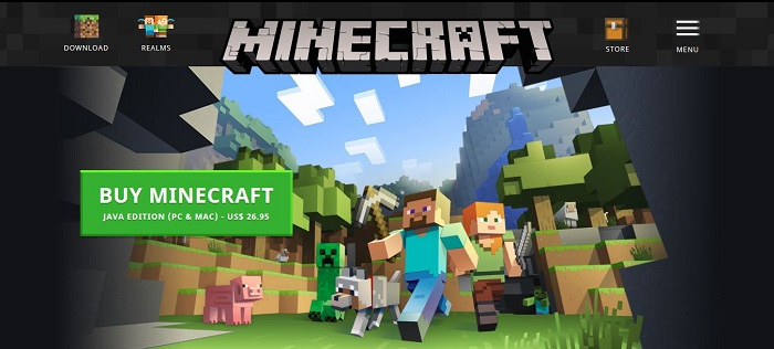 Apple TV Apps and Games - Minecraft