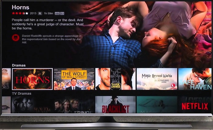 Apple TV Apps - Netflix
