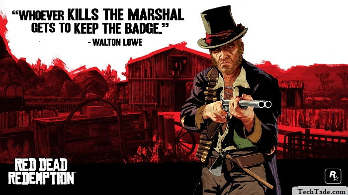 Best Xbox One Games - Red Dead Redemption