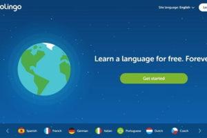 Learning Apps - Duolingo