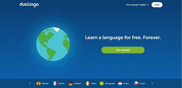 Learning Apps - Duolingo