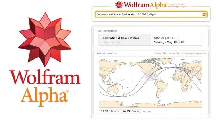 Learning Apps - Wolfram Alpha