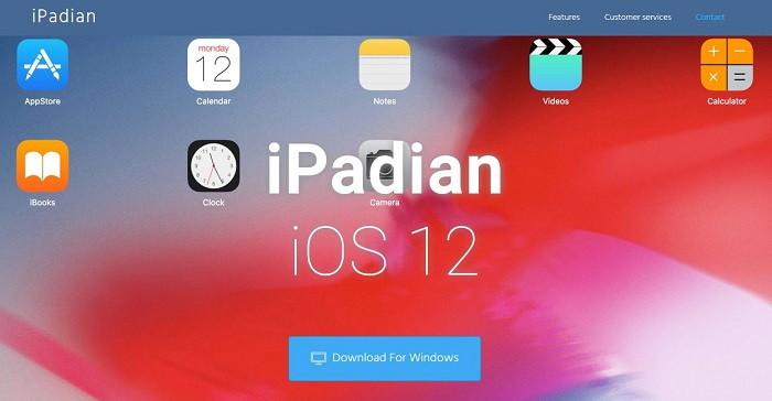iPadian - Best iOS Emulators for Mac, iPhone and iPad