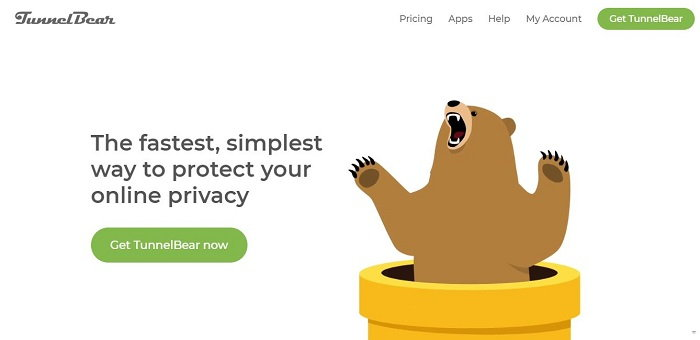 Tunnel Bear - vpn for mac os