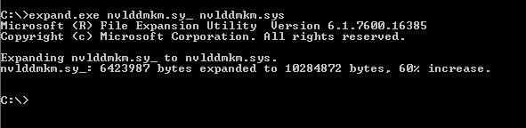 expand-exe-nvlddmkm-sy_-nvlddmkm-sys