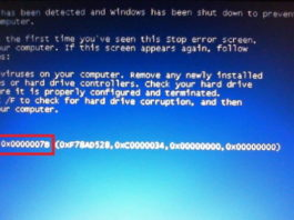 BSOD Error 0x0000007B Windows Fail to Boot