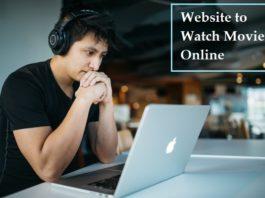 Website to Watch Movies Online