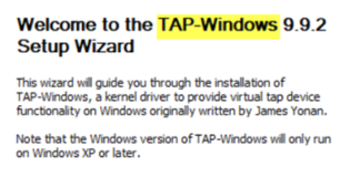 What is TAP Windows Adapter V9, Should It Be Removed