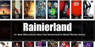 Best Alternatives Sites Like Rainierland to Watch Movies Online