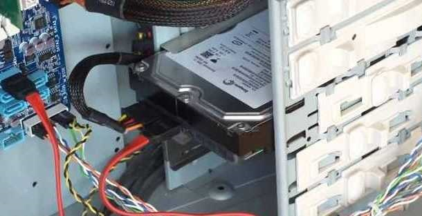 Hard Drive Support
