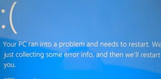 IRQL_NOT_LESS_OR_EQUAL Error in Windows 10, 8 and 7
