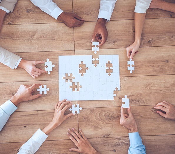 collaboration among employees to Prepare Your Office for the Future