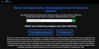 Alternatives to Stream2Watch for Watching Live Sports Online