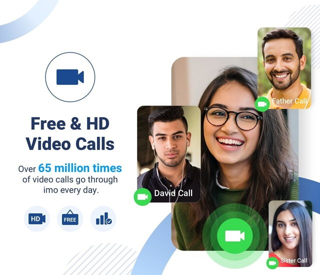 IMO Best Video Calling Apps