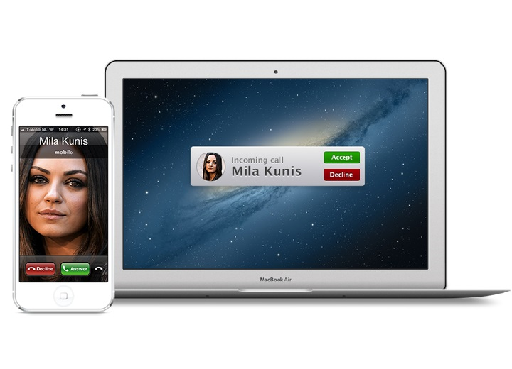 Answer Calls on Your Mac