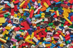 An Extremely Powerful Microscope Made From Legos