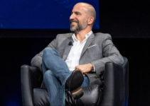 Uber CEO Explains Why He's Mandating Vaccines For Office Workers But Not Drivers