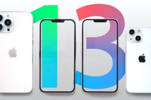 Apple Emphasis iPhone 13 Battery Life