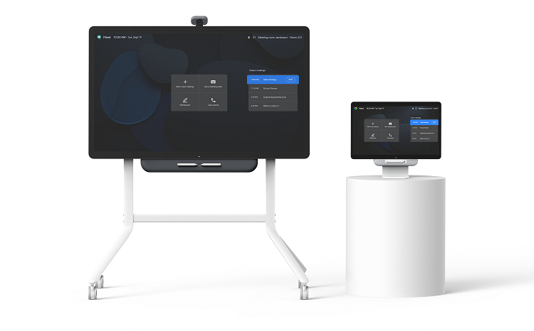 Google's New Series One Monitors